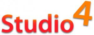 Logotyp Studio4